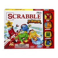 Jeu Scrabble Junior de Hasbro Version française