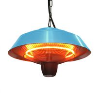 EnerG+ Hanging Infrared Electric Patio Heater-HEA-21523-B