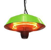 EnerG+ Hanging Infrared Electric Patio Heater-HEA-21523-G