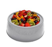 David Tutera Serving Bowl with Lid Insert