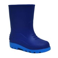Weather Spirits Toddler Boys' 77 SplashB Y17 Rain Boots 9