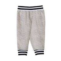 George baby Boys' Microfleece Joggers Grey 12-18 months