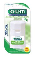 GUM Fine Mint Waxed Dental Floss