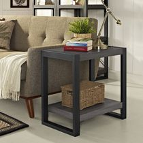 Walker Edison City Grove Side Table - 24""