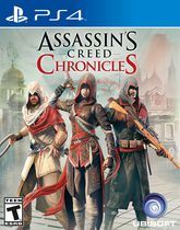 Assassin's Creed Chronicles Playstation 4