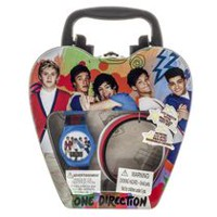 One Direction Girls LCD Watch Gift Set