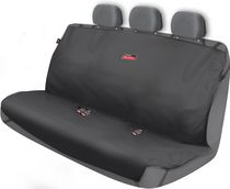 Who-Rae Dickies Rear Trader Seat Cover - Gray