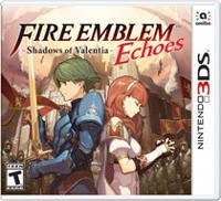 Fire Emblem™ Echoes: Shadows of Valentia (3DS)