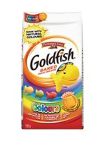 Pepperidge Farm Goldfish crackers Colours