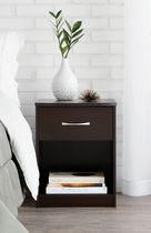 Dorel Night Stand Espresso