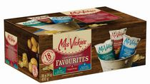 Miss Vickie's Favourities Flavoured Kettle Cooked Variety Pack Potato Chips