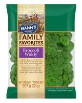 Broccoli, Florets, Mann's