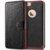 Verus Layered Dandy Wallet Case for iPhone 6/6S Plus - Black
