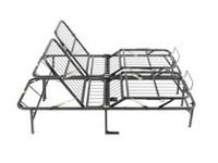 PragmaBed Simple Collection Adjust Head & Foot Bed Frame King
