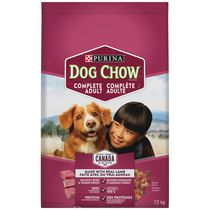 Purina Dog Chow® Healthy Morsels™ With Real Lamb and Rice Dog Food 7.2KG