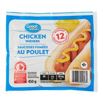 Great Value Chicken Wieners
