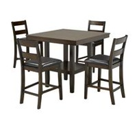Brassex Sentana 5 piece Pub Set