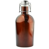 Asobu Stainless Steel Beer Growler AMBER