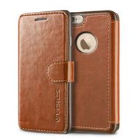 Verus Layered Dandy Wallet Case for iPhone 6/6S - Brown