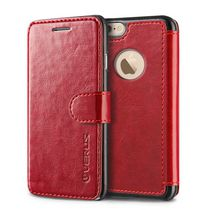 Verus Layered Dandy Wallet Case for iPhone 6/6S - Red