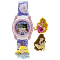 Disney Princess Girls LCD Digital Watch
