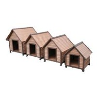 Rosewood Pet Weather Tuff Apex Dog Kennel XL