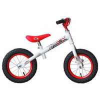 Zum Balance Bike White/Red