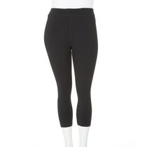 Athletic Works Women's Capri Legging Black M/M