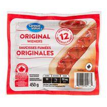 Great Value Original Wieners