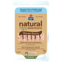Maple Leaf® Natural Selections™ Italian Style Ham