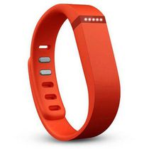 Fitbit Flex Tangerine Wireless Activity Sleep Band