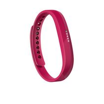 Fitbit Flex 2 Black Activity Tracker Magenta