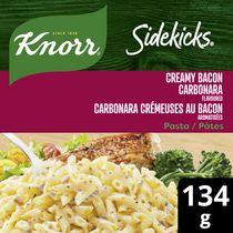 Knorr Sidekicks Bacon Carbonara