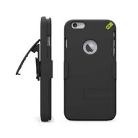 Puregear HIP Case + Clip Case for iPhone 6/6S Plus in Black