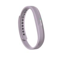 Fitbit Flex 2 Black Activity Tracker Lavender