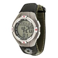 Rockland Men's  Green Fastwrap Strap Digital Watch