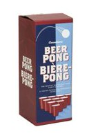 Canadiana Beer Pong Drinking Game Set