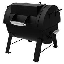 Barbecue au charbon de table Dyna-Glo SignatureSeries DGSS287CB‑D avec chambre de combustion décalée