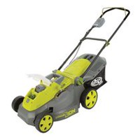 Sun Joe iON 40-Volt Cordless 16-Inch Lawn Mower w/ Brushless Motor – iON16LM