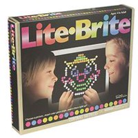 Lite-Brite Magic Screen Retro Style