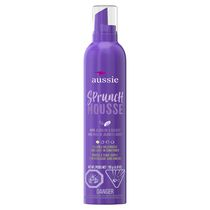 Aussie Sprunch Mousse + Leave-In Conditioner