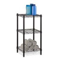 Honey-Can-Do 3-Tier NSF Rated  Shelving Tower 14x15x30""