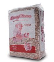 Pestell Easy Clean Cedar Bedding & Litter - 113L/4 cu.ft