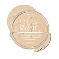 Stay Matte Pressed Powder creamy natural