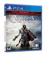 Jeu vidéo Assassin's Creed The Ezio Collection pour PS4