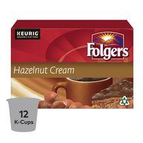 Folgers Capsules de café K-Cup crème de noisette 12 Capsules