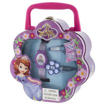 Disney Sophia the First Girls LCD Watch Gift Set