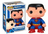 Figurine articulée Superman DC Universe Pop!