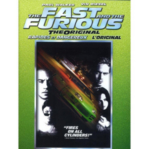 The Fast And The Furious: The Original (Bilingual)