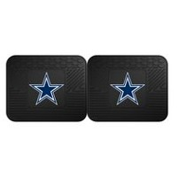 FanMats NFL Dallas Cowboys Utility Mat - Set of 2